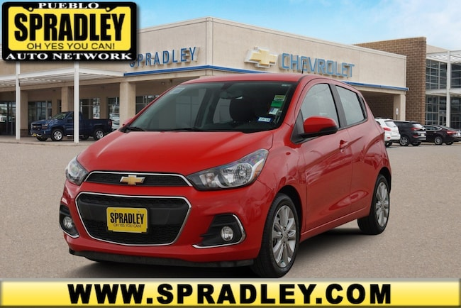 Used 2017 Chevrolet Spark For Sale At Spradley Ford Lincoln Inc