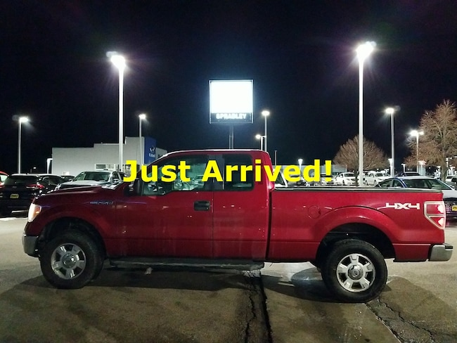Used 2010 Ford F-150 Truck Super Cab For Sale in Pueblo, CO