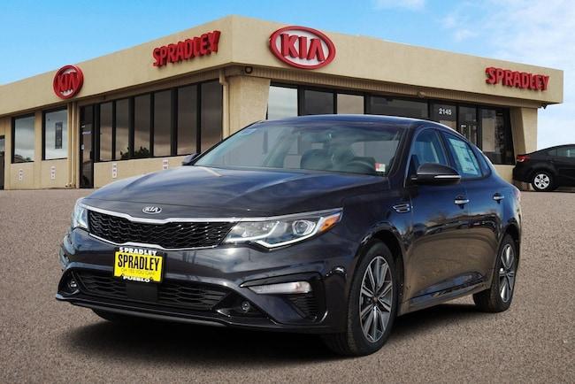 New 2019 Kia Optima EX Sedan For Sale in Pueblo, CO