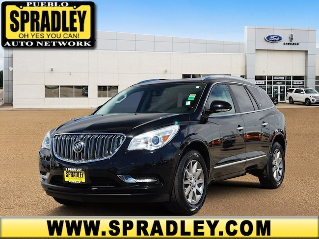 Used 2016 Buick Enclave Leather SUV For Sale in Pueblo, CO
