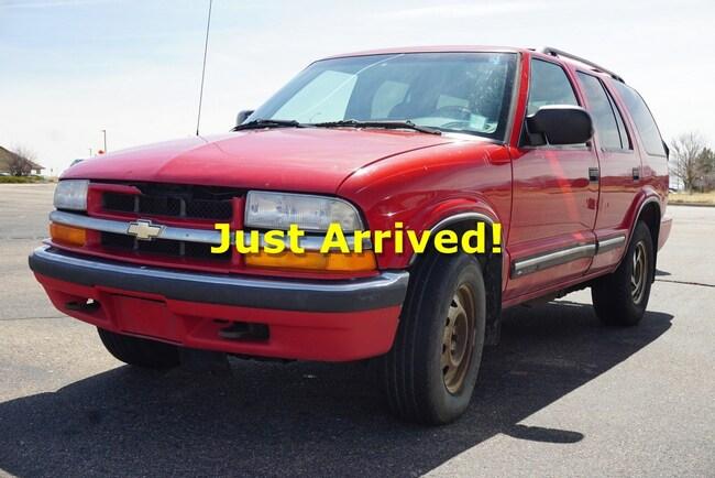 Used 2001 Chevrolet Blazer SUV For Sale in Pueblo, CO