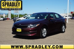 Buy a 2018 Kia Optima LX Sedan For Sale in Pueblo