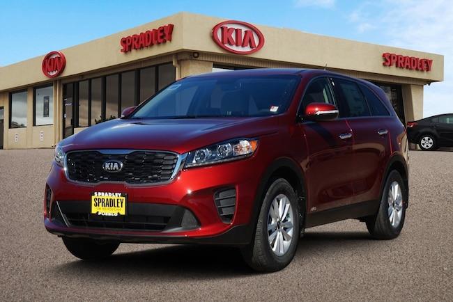 New 2019 Kia Sorento 3.3L LX SUV For Sale in Pueblo, CO