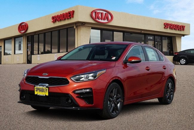 New 2019 Kia Forte EX Sedan For Sale in Pueblo, CO