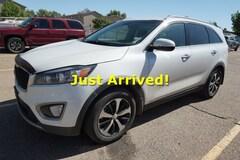 Used Cars  2016 Kia Sorento 2.0T EX AWD SUV For Sale in Pueblo CO