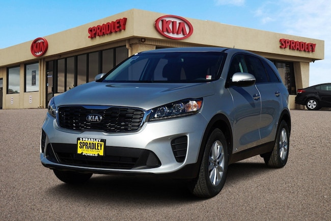 New 2019 Kia Sorento 3.3L LX SUV For Sale in Pueblo, CO