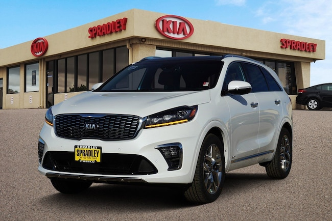 New 2019 Kia Sorento 3.3L SXL SUV For Sale in Pueblo, CO