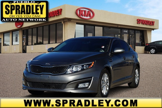 Used 2014 Kia Optima EX Sedan For Sale in Pueblo, CO
