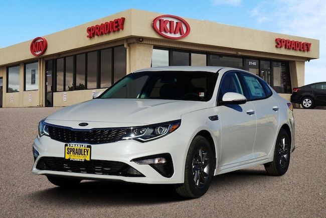 New 2019 Kia Optima LX Sedan For Sale in Pueblo, CO
