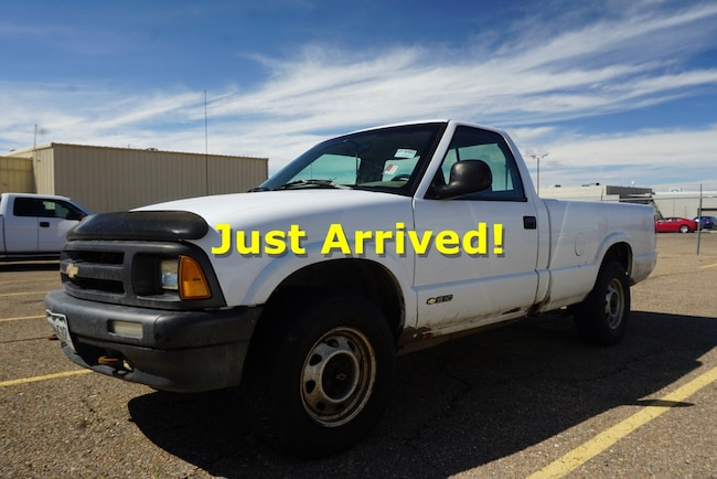 Used 1995 Chevrolet S-10 Truck For Sale in Pueblo, CO