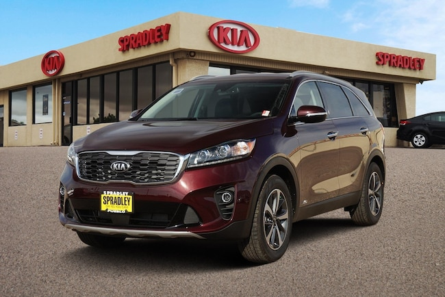 New 2019 Kia Sorento 3.3L EX SUV For Sale in Pueblo, CO