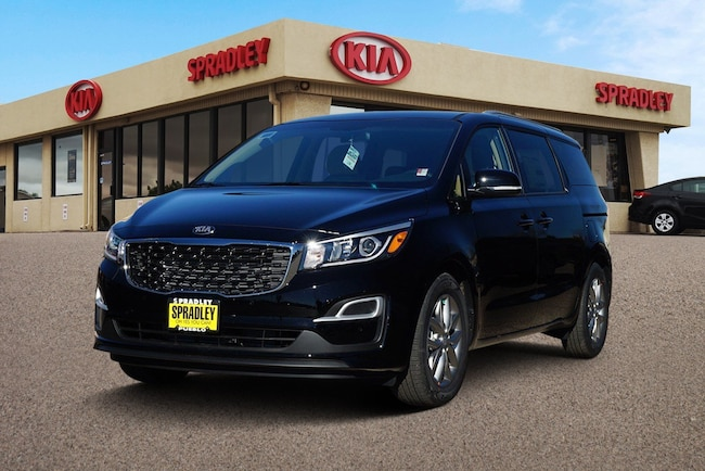 New 2019 Kia Sedona EX Van Passenger Van For Sale in Pueblo, CO