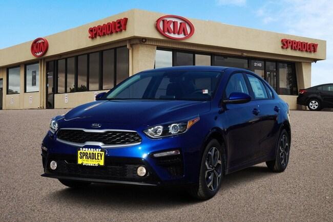 New 2019 Kia Forte LXS Sedan For Sale in Pueblo, CO