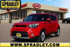 Used Cars  2017 Kia Soul + Hatchback For Sale in Pueblo CO
