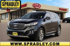 Used Cars  2017 Kia Sorento 3.3L SXL SUV For Sale in Pueblo CO