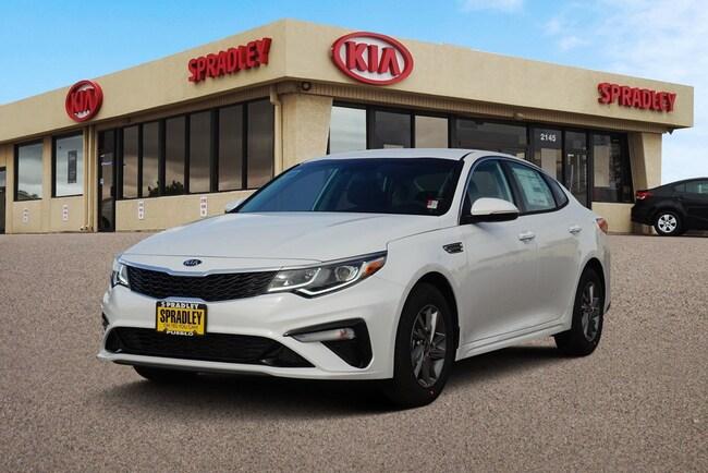 New 2019 Kia Optima LX Sedan For Sale in Pueblo, CO