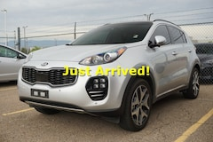 Buy a 2018 Kia Sportage SX Turbo SUV For Sale in Pueblo
