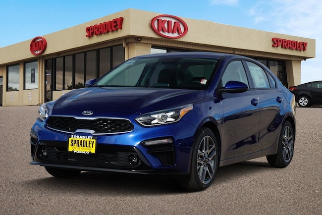 New 2019 Kia Forte S Sedan For Sale in Pueblo, CO