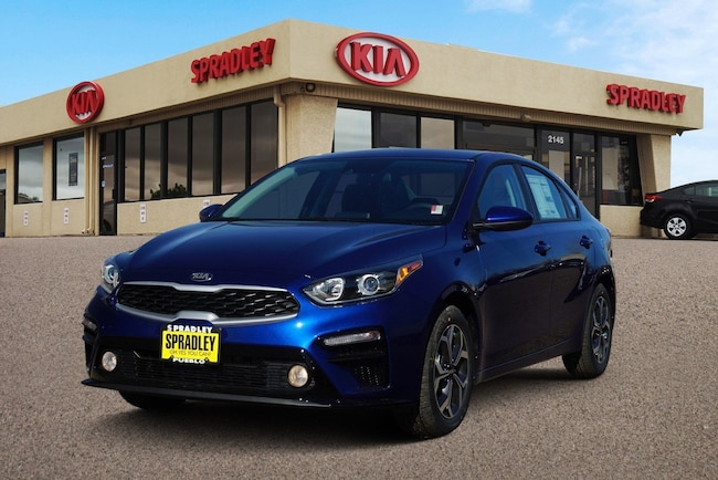 New 2019 Kia Forte LXS Sedan For Sale in Pueblo, CO