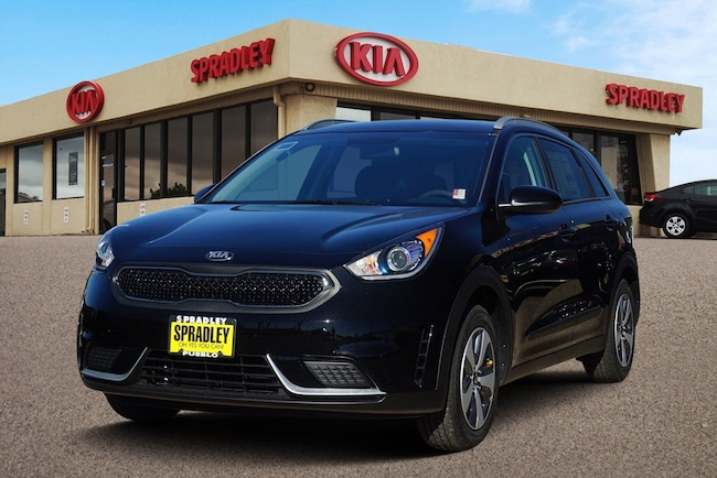 New 2019 Kia Niro LX SUV For Sale in Pueblo, CO