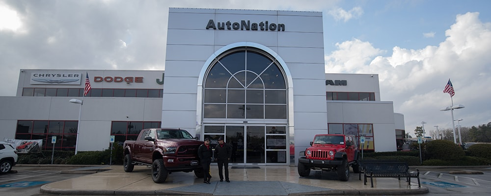 About AutoNation Chrysler Dodge Jeep RAM Spring