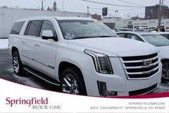 2017 Cadillac Escalade ESV Premium SUV