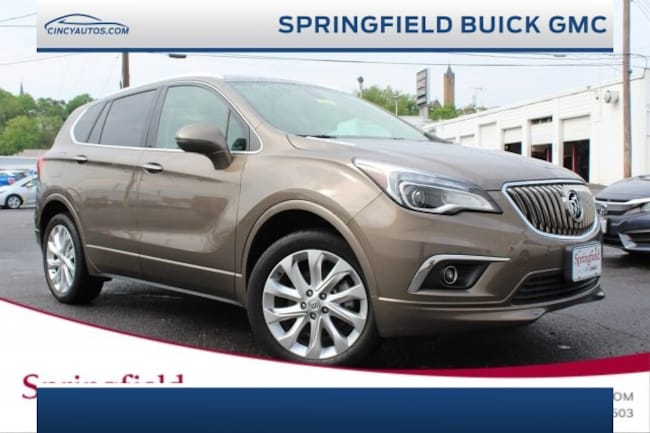 Springfield Buick Gmc >> Used 2016 Buick Envision Premium I Suv For Sale Kings Toyota