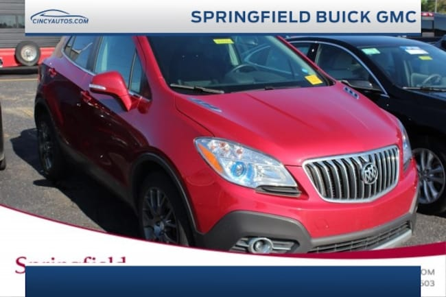Springfield Buick Gmc >> Used 2016 Buick Encore Sport Touring Suv For Sale Kings Volkswagen