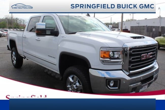 Springfield Buick Gmc >> Used 2018 Gmc Sierra 2500hd Slt Truck For Sale Interstate Ford