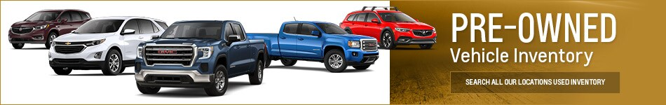 Pre-Owned Vehicle Inventory