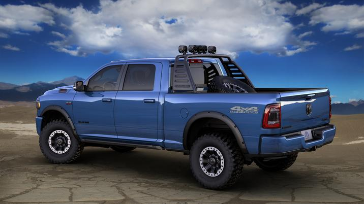 2019 Ram HD Products