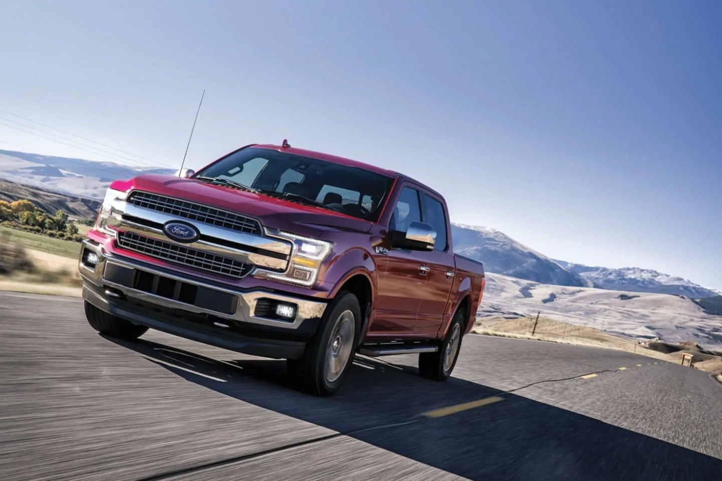 2019 Ford F-150 in Springfield, PA