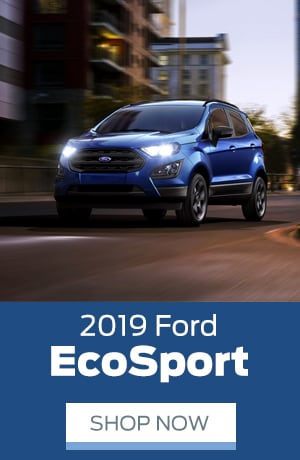 2019 EcoSport