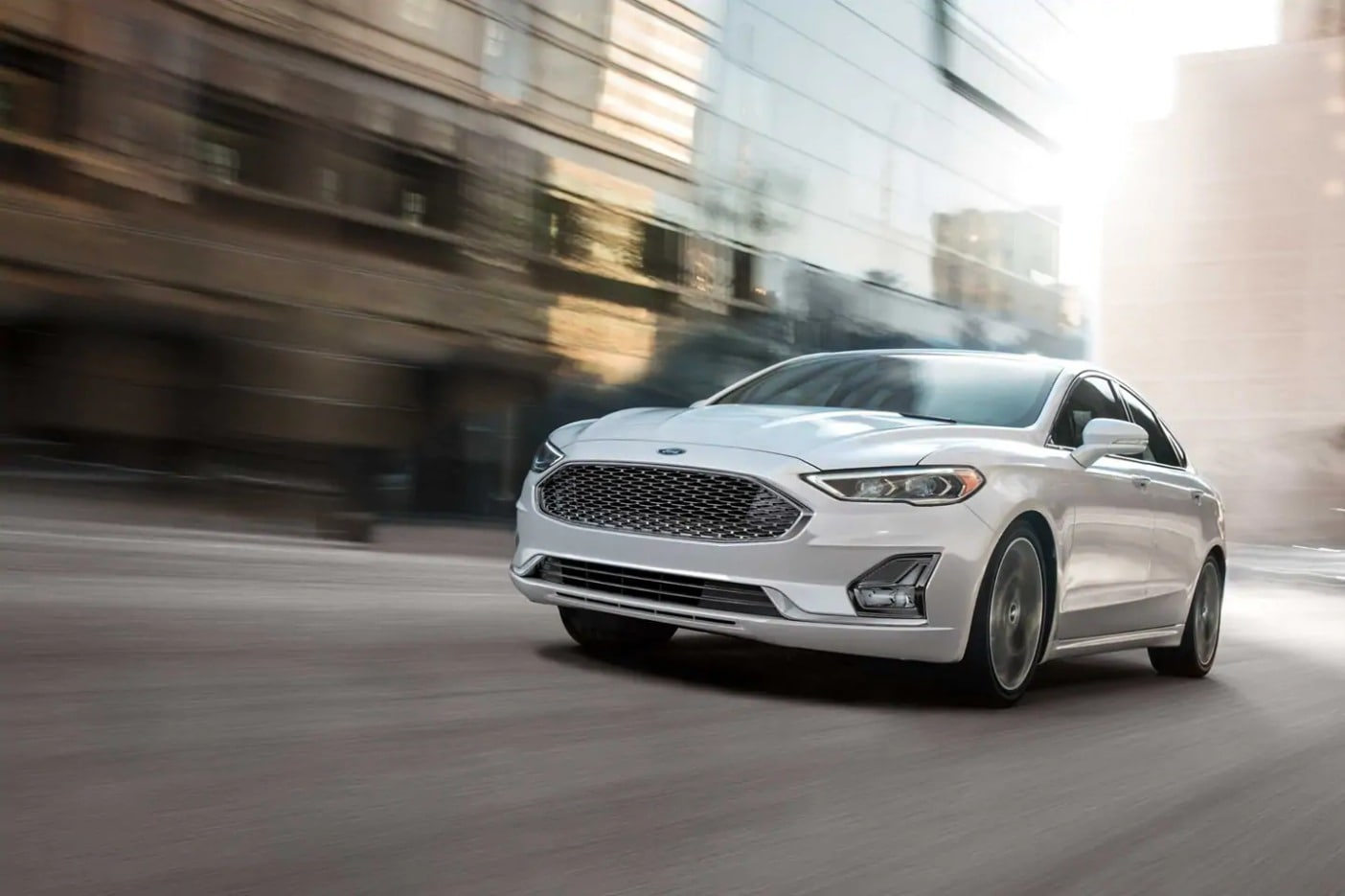 2019 Ford Fusion in Springfield, PA