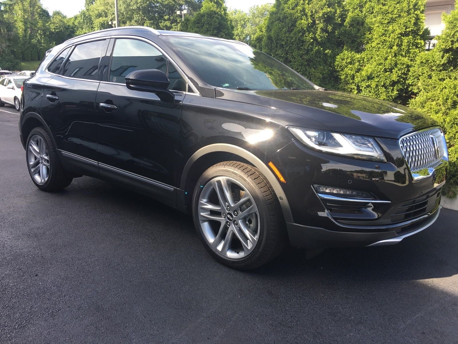 New 2019 Lincoln MKC Reserve SUV For Sale in Springfield, PA