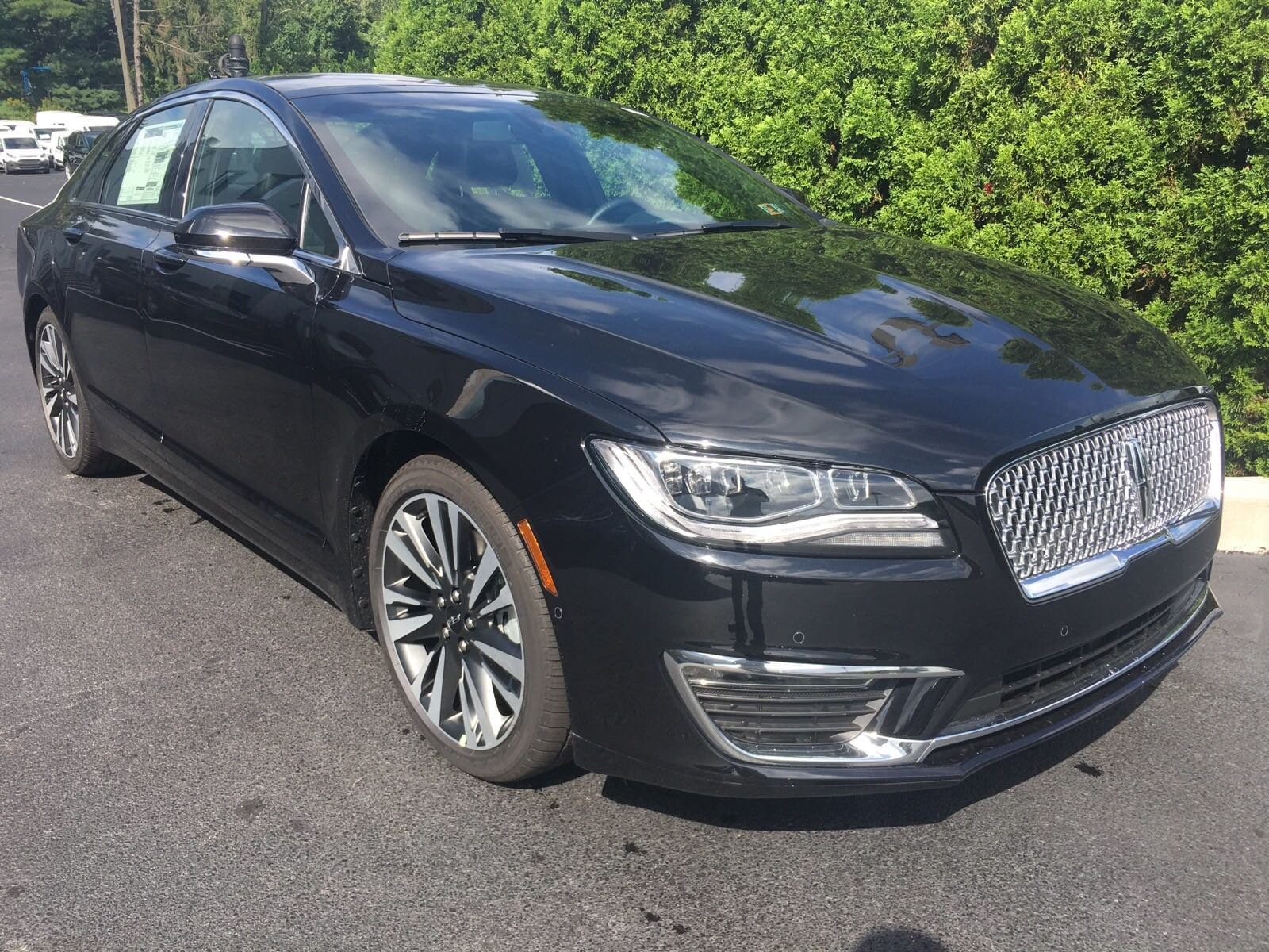 New 2019 Lincoln MKZ Reserve II Sedan For Sale in Springfield, PA