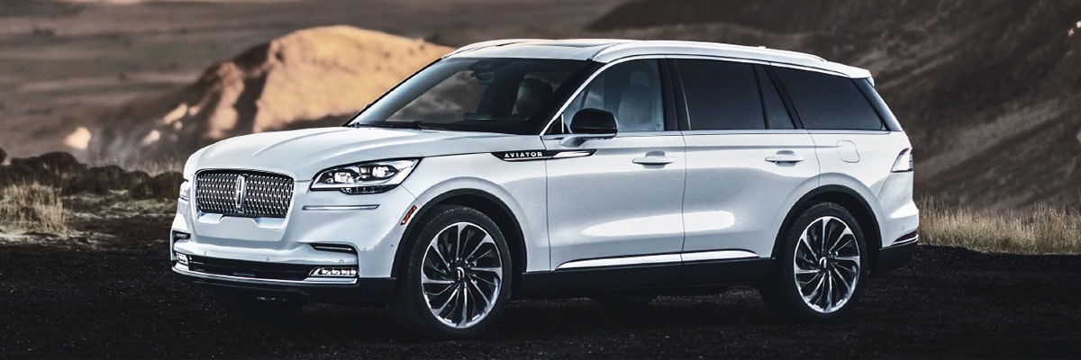2020 Lincoln Aviator at Springfield Lincoln