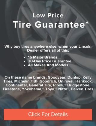 Lincoln Tire Low Price Guarantee