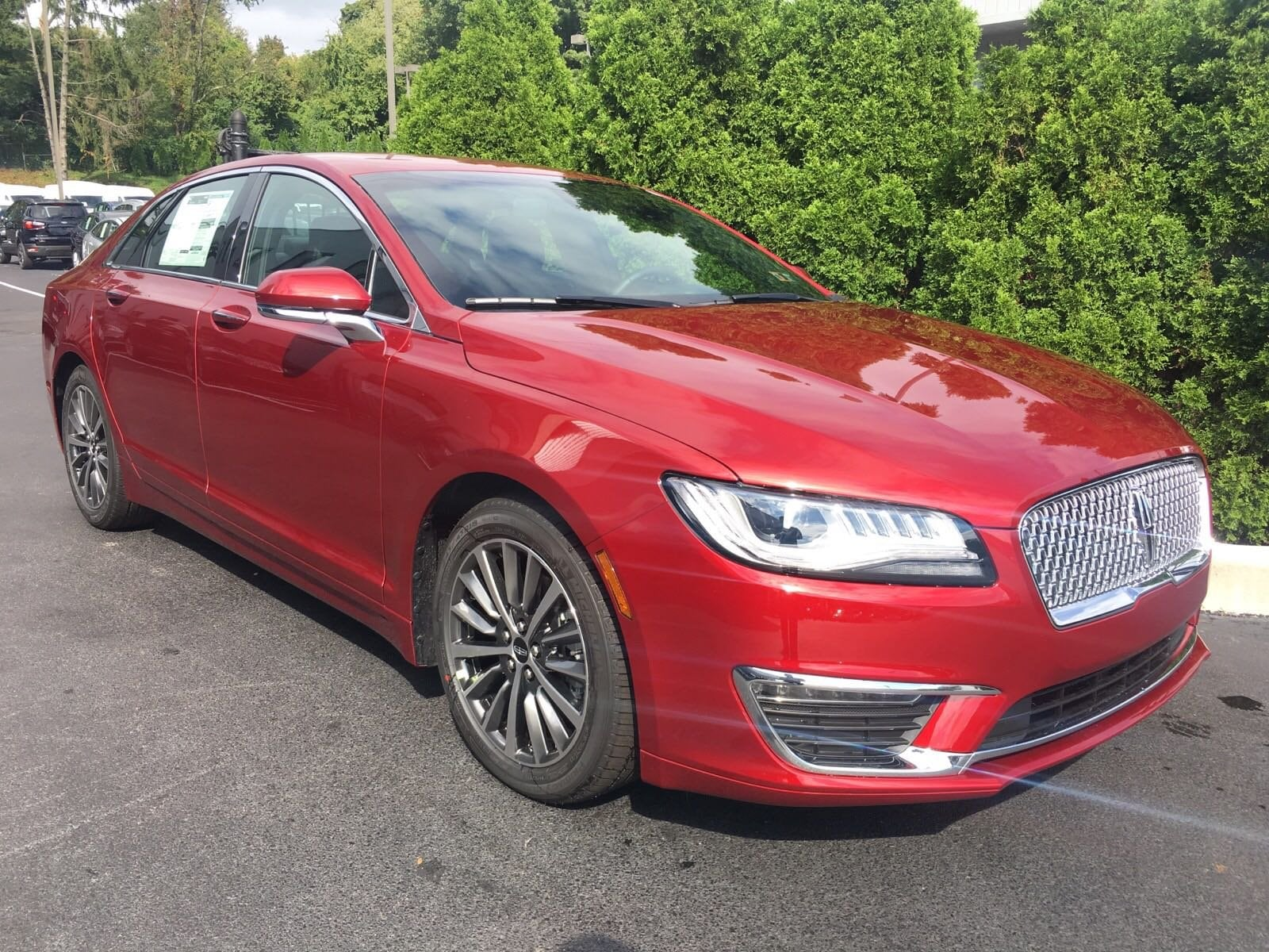 New 2019 Lincoln MKZ HE Sedan For Sale in Springfield, PA