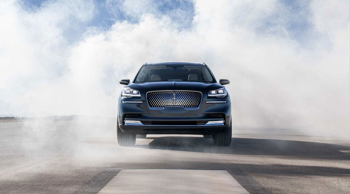 2020 Lincoln Aviator Powertrain Options