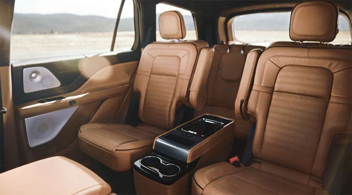 2020 Lincoln Aviator Seats Up To 7