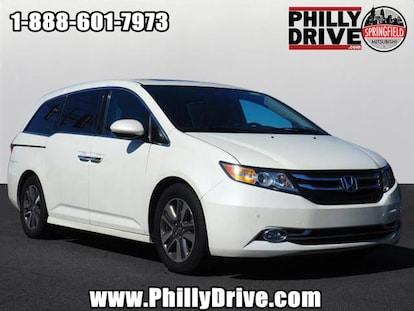 Honda Springfield Pa >> Used 2016 Honda Odyssey For Sale At Springfield