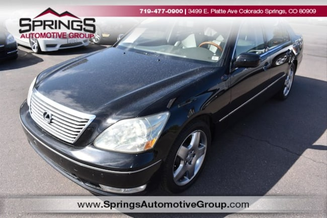 2006 LEXUS LS 430 Base Sedan