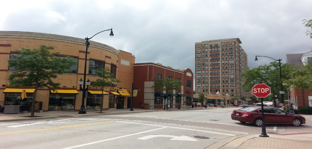 Downtown Arlington, IL