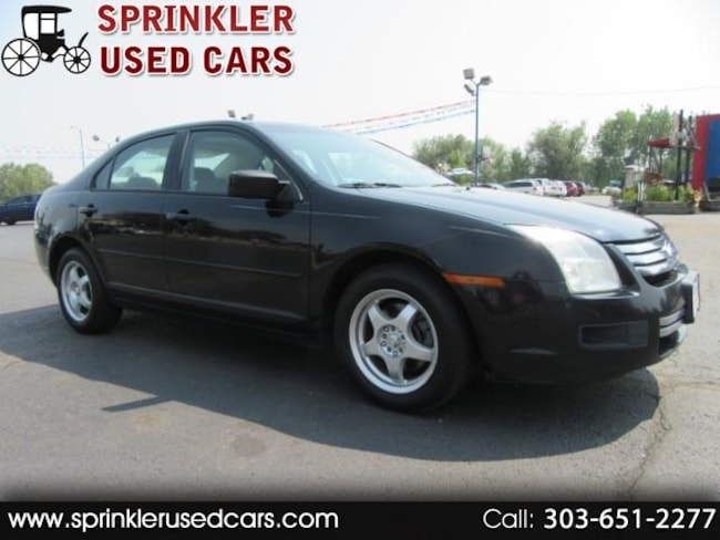 Used 2006 Ford Fusion For Sale Longmont Co