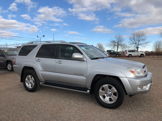 Used 2003 Toyota 4runner For Sale Longmont Co