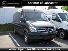 2016 Mercedes-Benz Sprinter High Roof Van Passenger Van