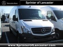 2016 Mercedes-Benz Sprinter High Roof Van Cargo Van