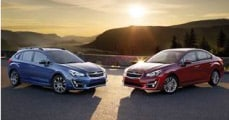 Learn about the Subaru Impreza's 4-DR & 5-DR Models
