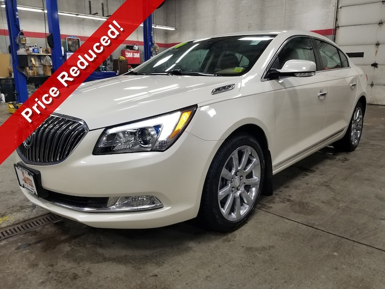 Used 2014 Buick LaCrosse Leather Group Sedan for sale in Brockport, NY at Spurr Subaru